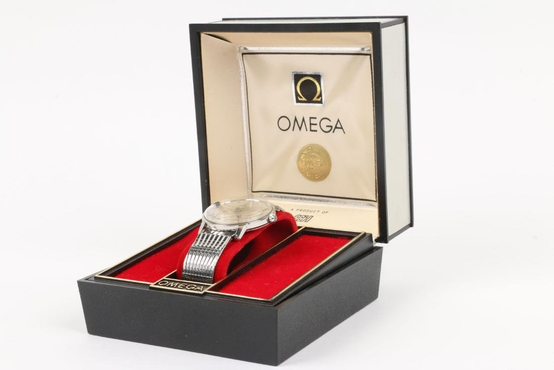 Omega, Seamaster, Ref. Cal. 552 - 8