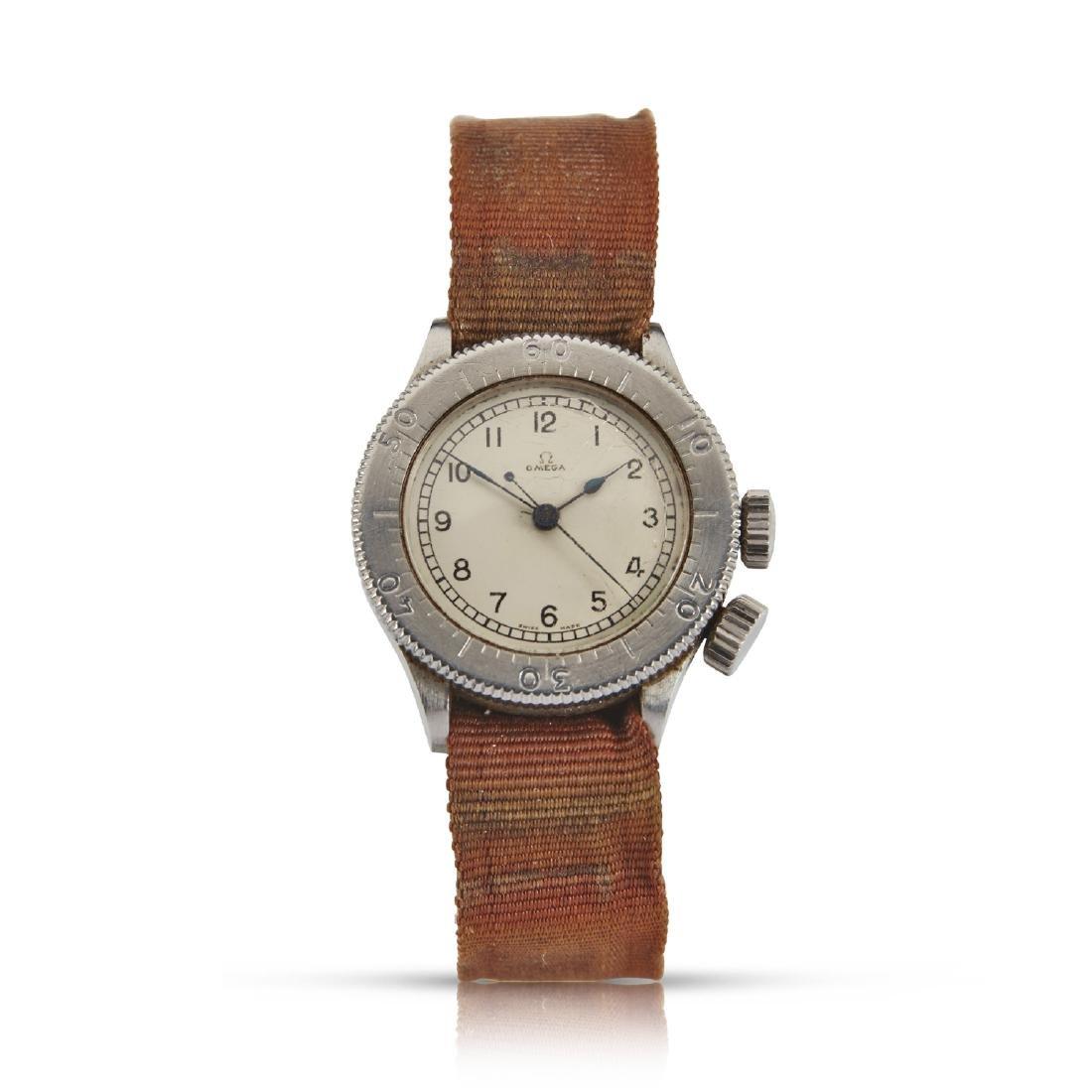 """Omega, """"Weems"""" RAF Pilot's Watch, Ref. CK2129"""