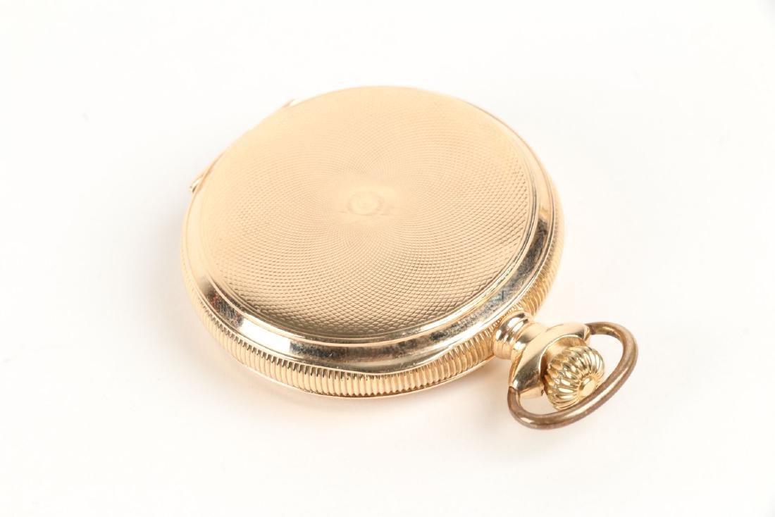 Waltham, Lady's 14K Gold Pocket Watch - 6