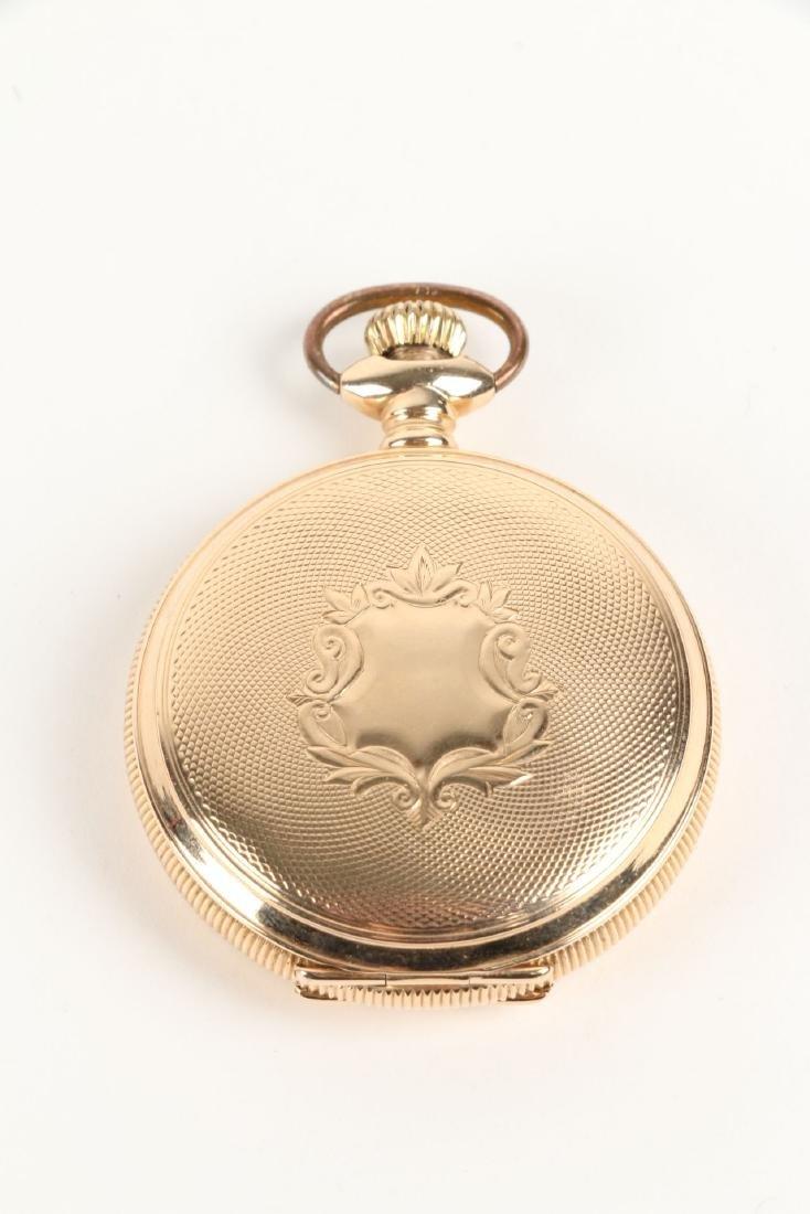 Waltham, Lady's 14K Gold Pocket Watch - 7