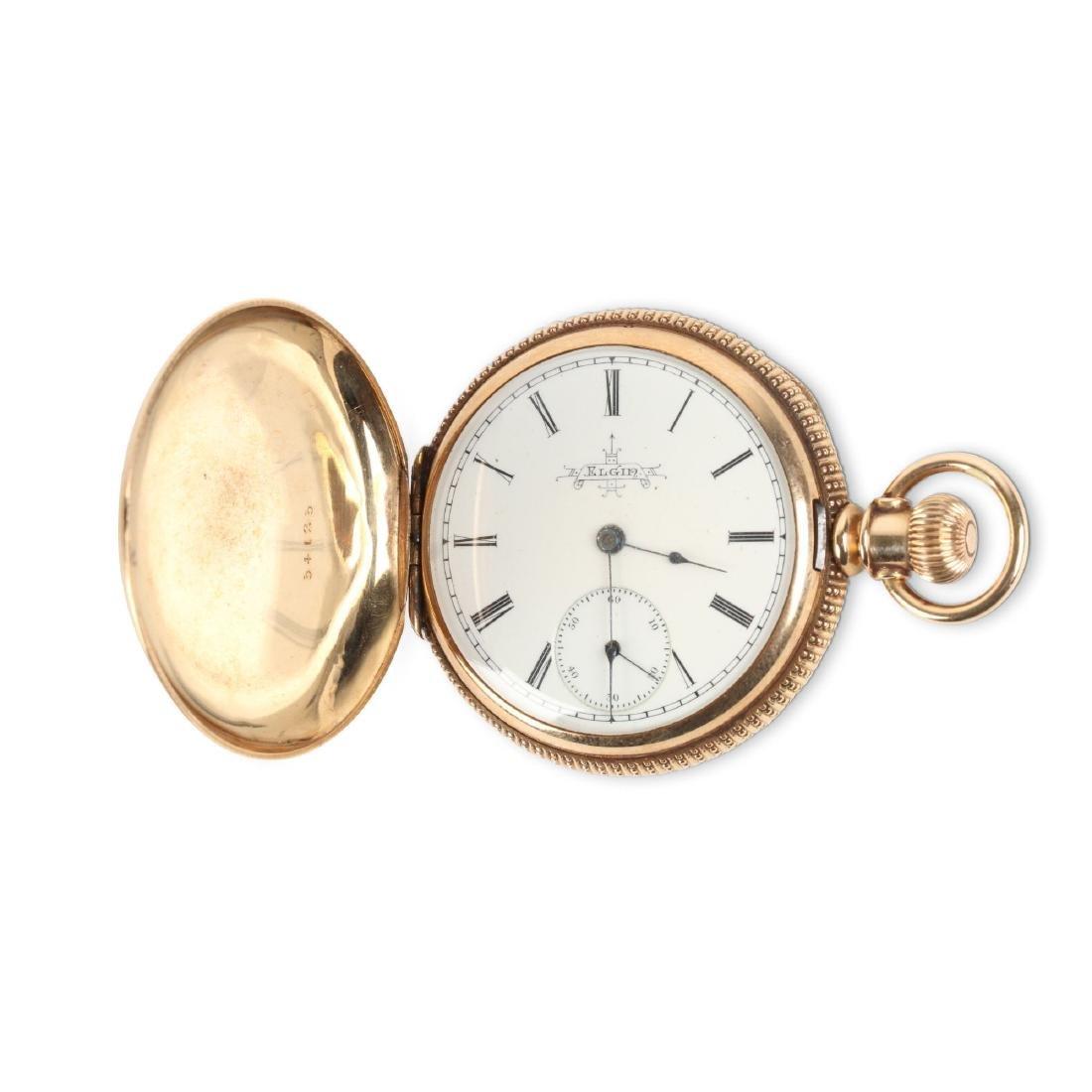 Elgin, Lady's 14K Pocket Watch