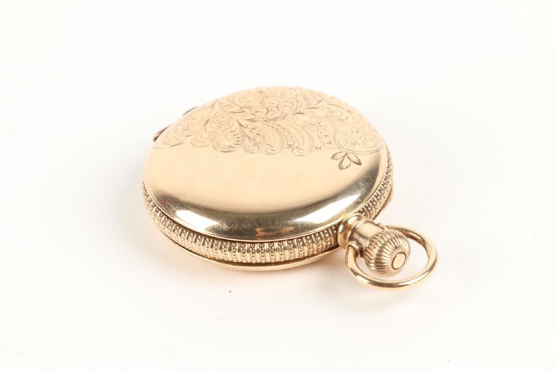 Elgin, Lady's 14K Pocket Watch - 5