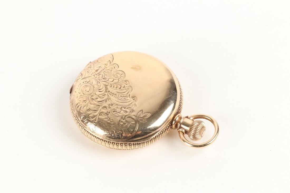 Elgin, Lady's 14K Pocket Watch - 6