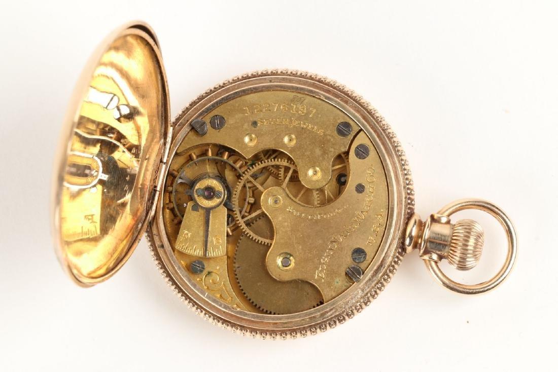 Elgin, Lady's 14K Pocket Watch - 9