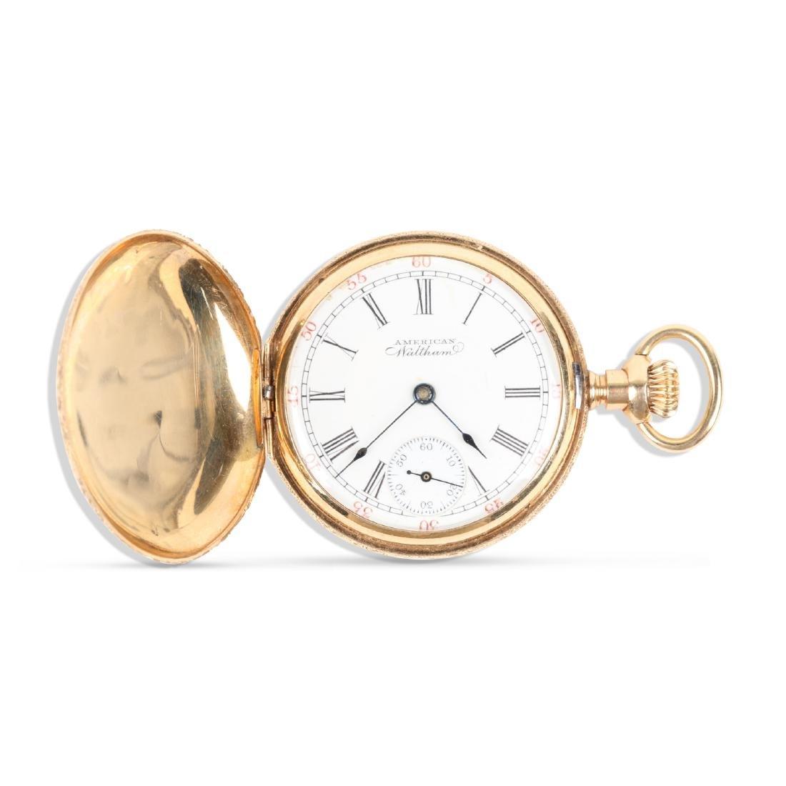 "Waltham, Lady's 14K ""Royal"" Pocket Watch"