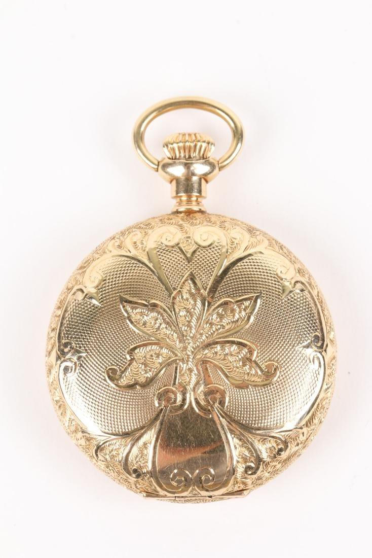 "Waltham, Lady's 14K ""Royal"" Pocket Watch - 3"