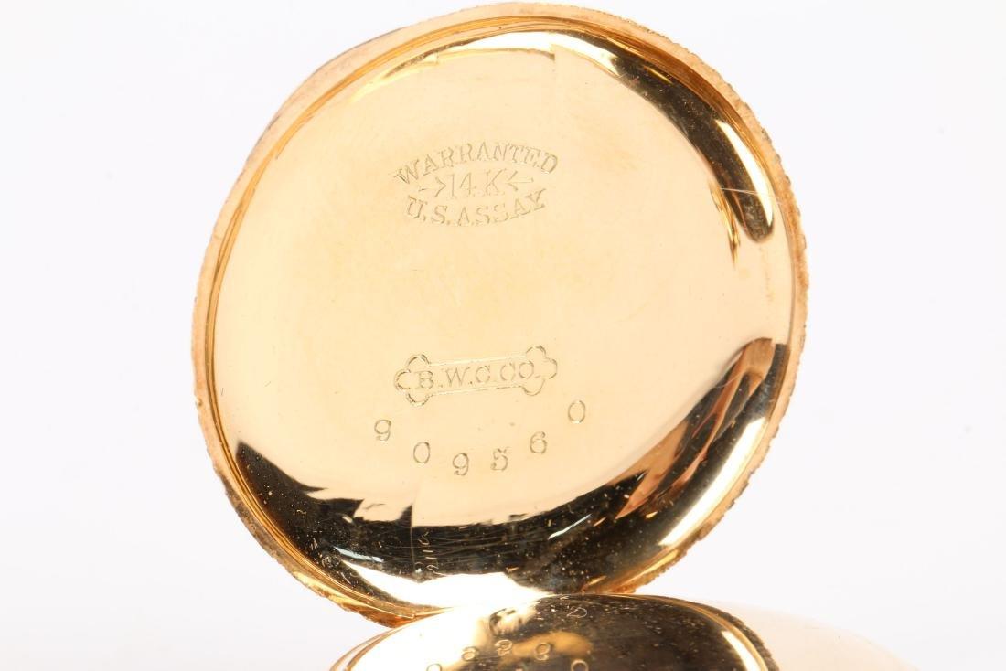 "Waltham, Lady's 14K ""Royal"" Pocket Watch - 6"