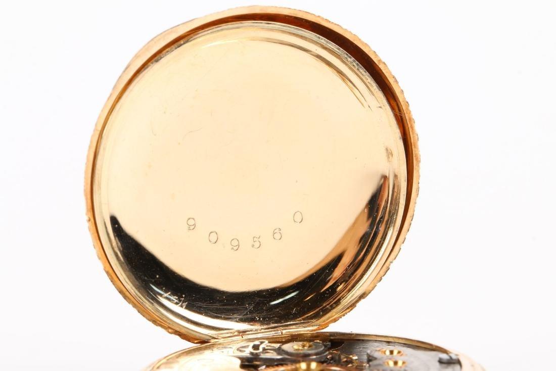 "Waltham, Lady's 14K ""Royal"" Pocket Watch - 8"