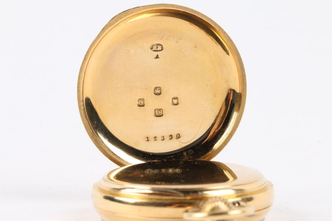 Charles Frodsham, London, 18K Pocket Watch - 5