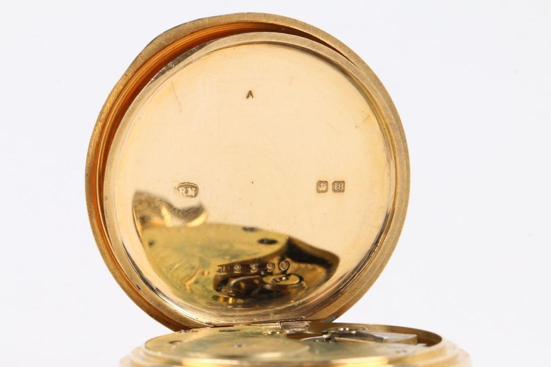 Charles Frodsham, London, 18K Pocket Watch - 6