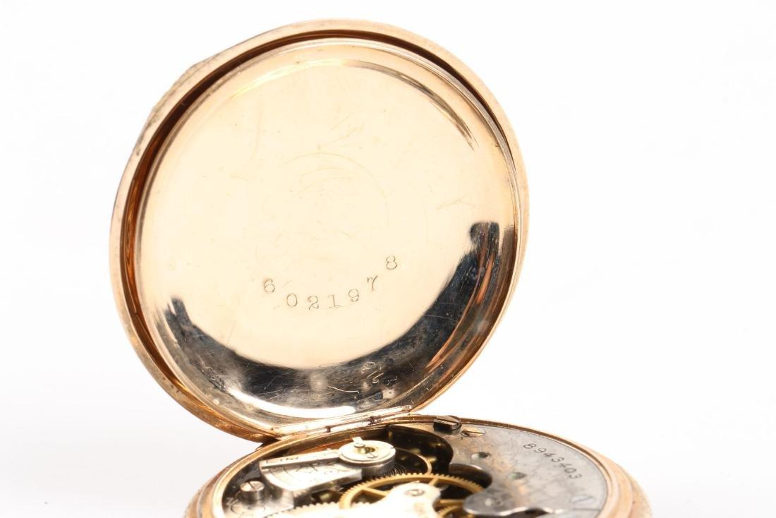 Elgin, 14K Pocket Watch - 7