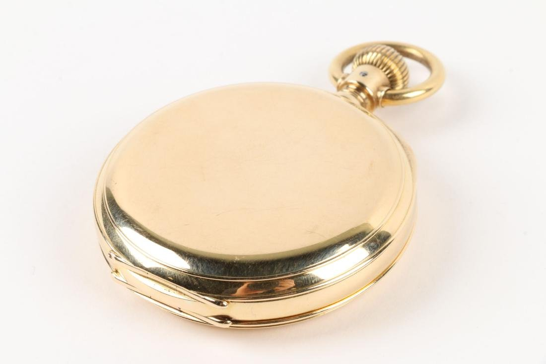 International Watch Co., 18K Gold Pocket Watch - 5