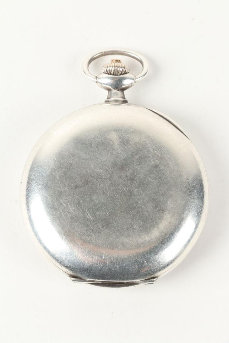 Omega, Chronograph Pocket Watch - 5