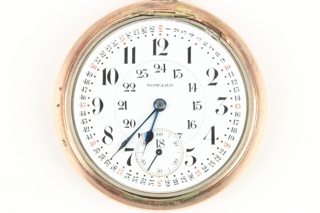 E. Howard, Series 5, 1907 Model Pocket Watch - 4