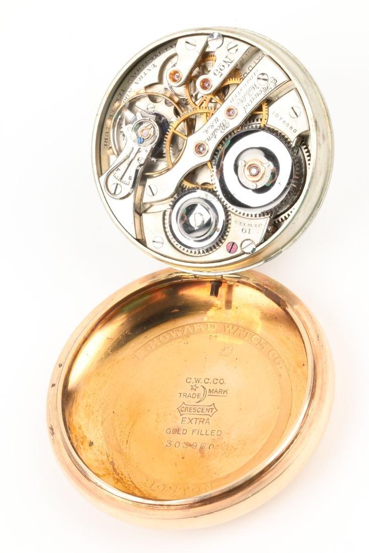 E. Howard, Series 5, 1907 Model Pocket Watch - 5