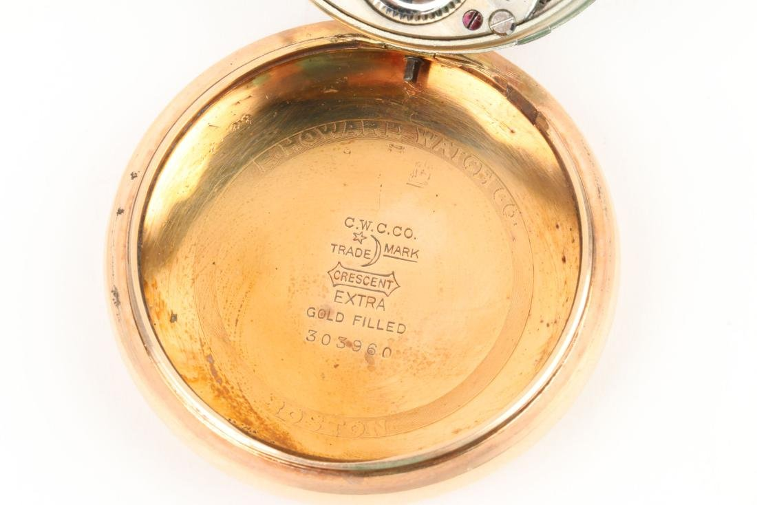 E. Howard, Series 5, 1907 Model Pocket Watch - 6