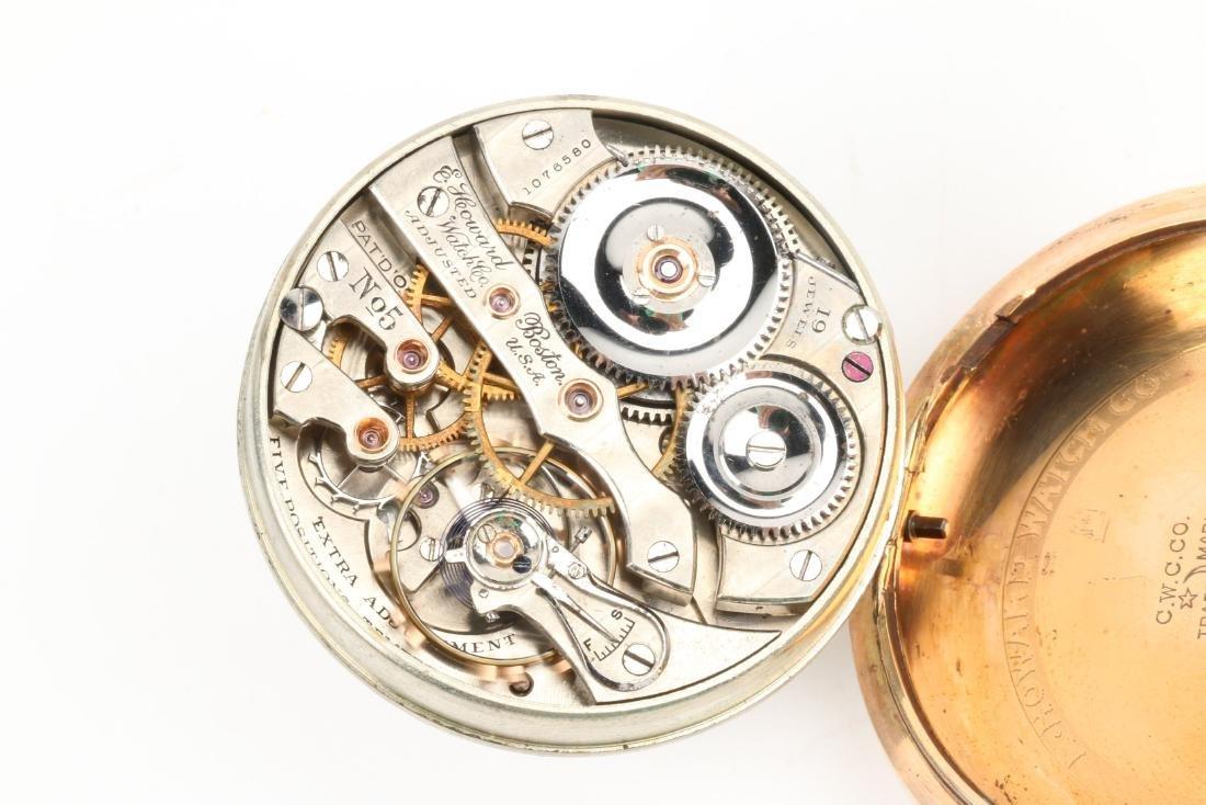 E. Howard, Series 5, 1907 Model Pocket Watch - 7