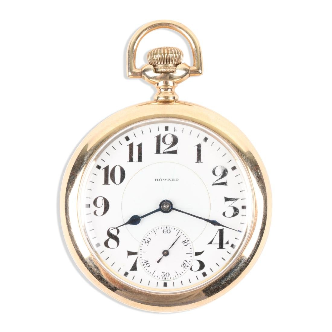"E. Howard, Series ""10"" Pocket Watch"