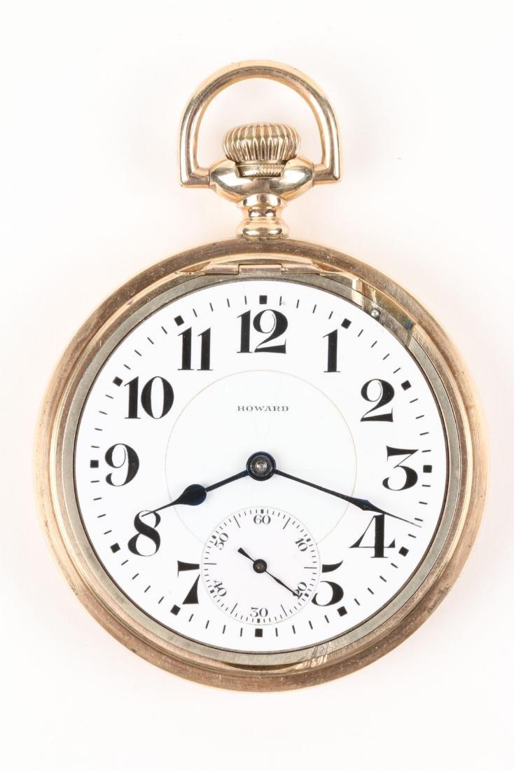 "E. Howard, Series ""10"" Pocket Watch - 4"