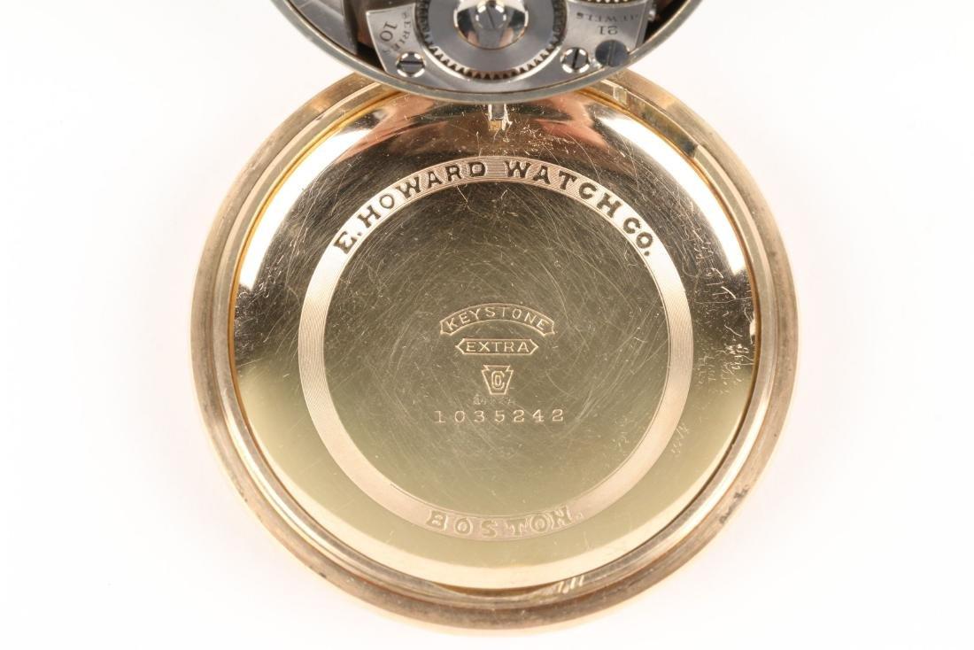 "E. Howard, Series ""10"" Pocket Watch - 6"