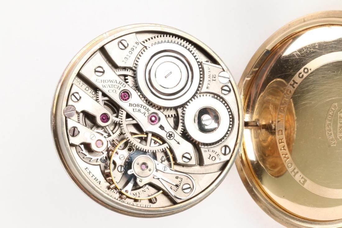 "E. Howard, Series ""10"" Pocket Watch - 7"