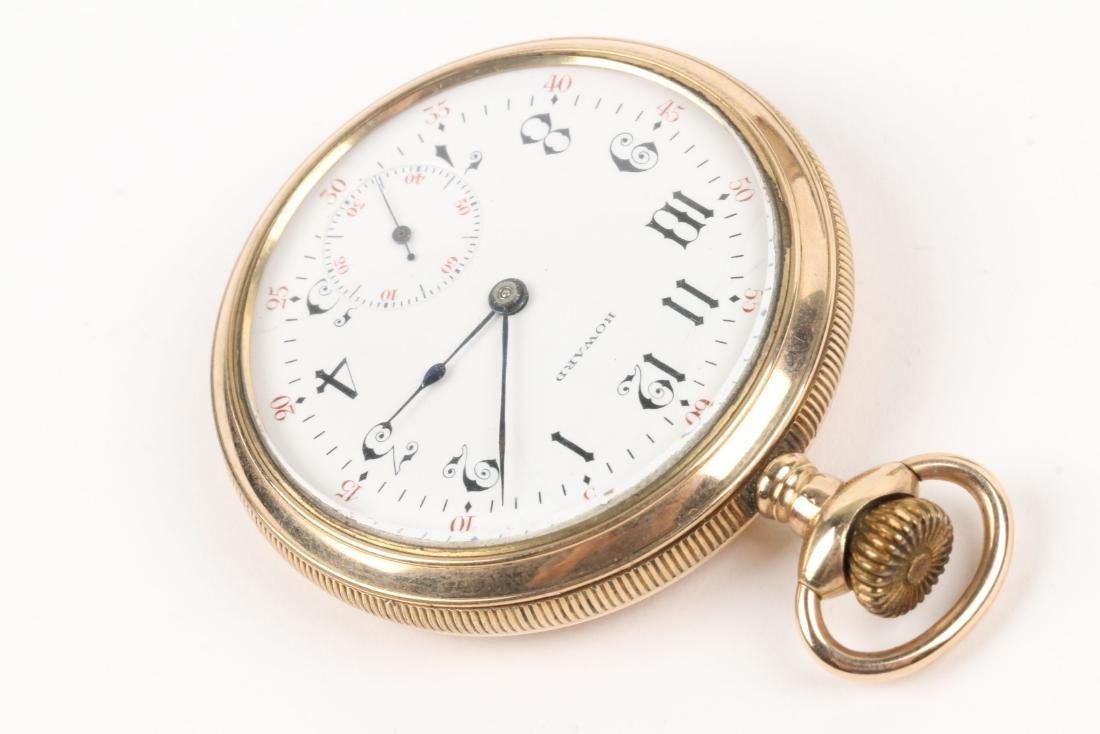 E. Howard, Series 9 Pocket Watch & Box - 3