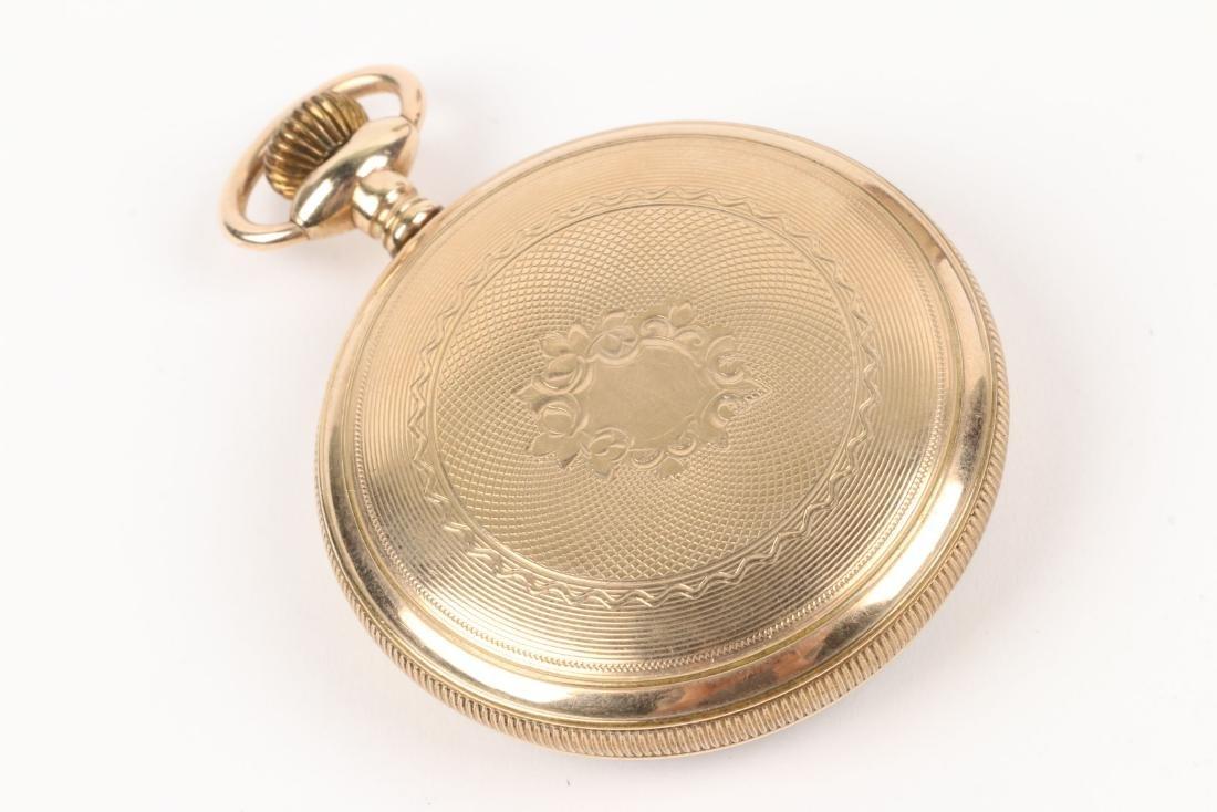 E. Howard, Series 9 Pocket Watch & Box - 4