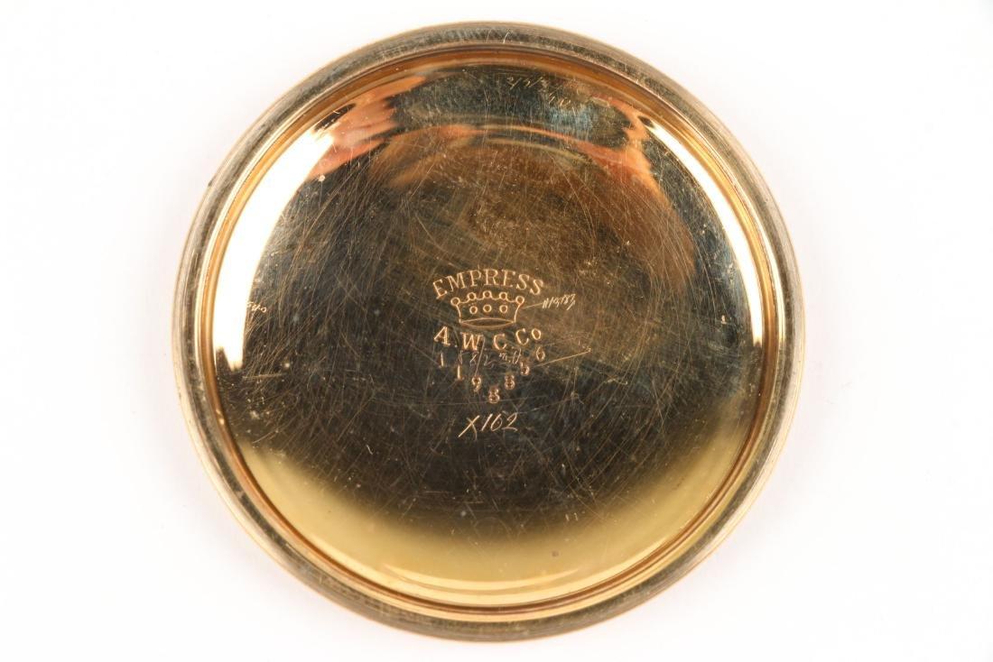 E. Howard, Series 9 Pocket Watch & Box - 6