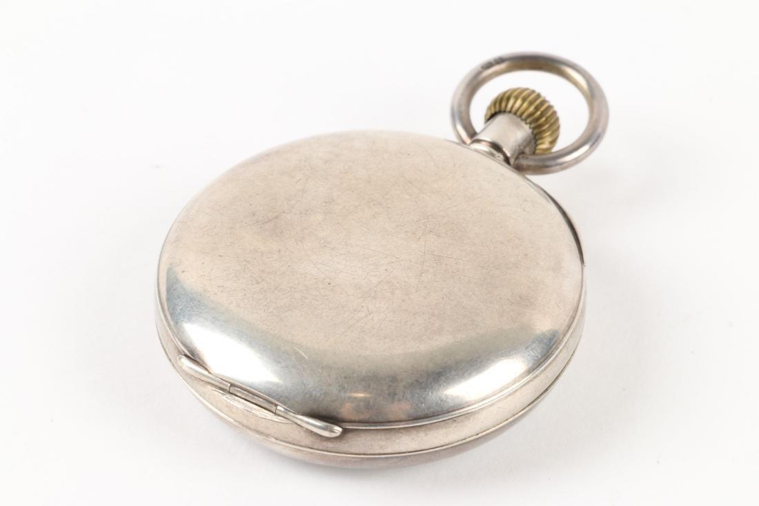 Swiss, Chronograph Pocket Watch - 3