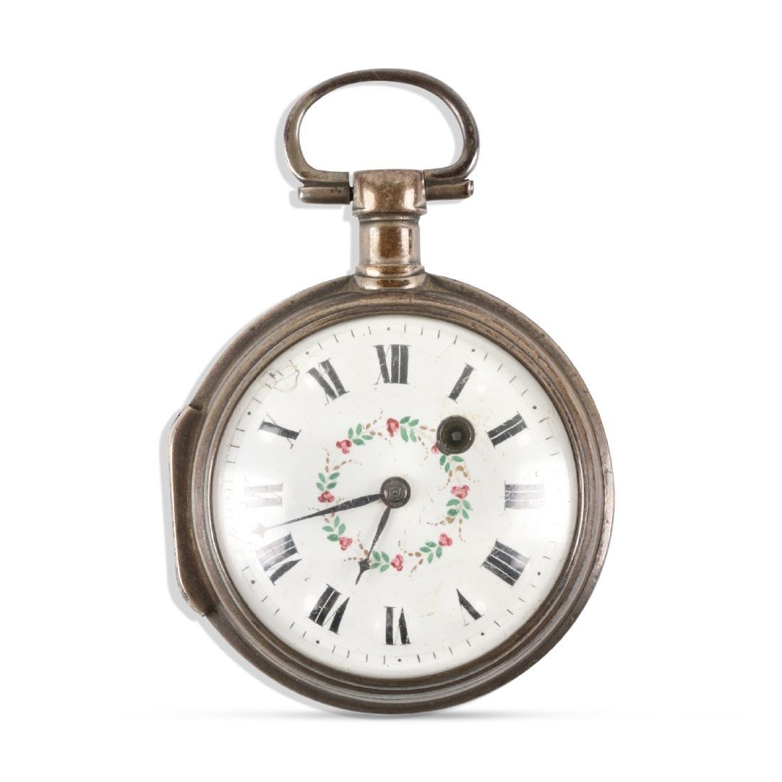 Henry Louis Ducommun, Fusee Pocket Watch