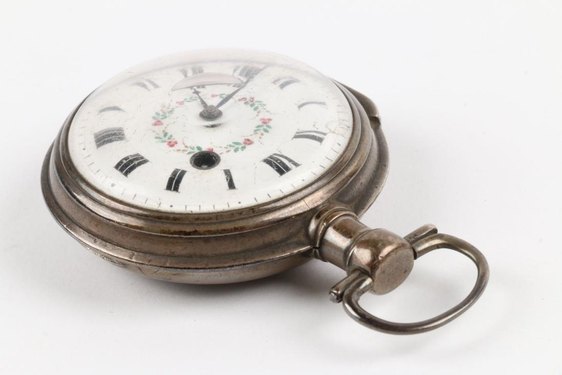 Henry Louis Ducommun, Fusee Pocket Watch - 2