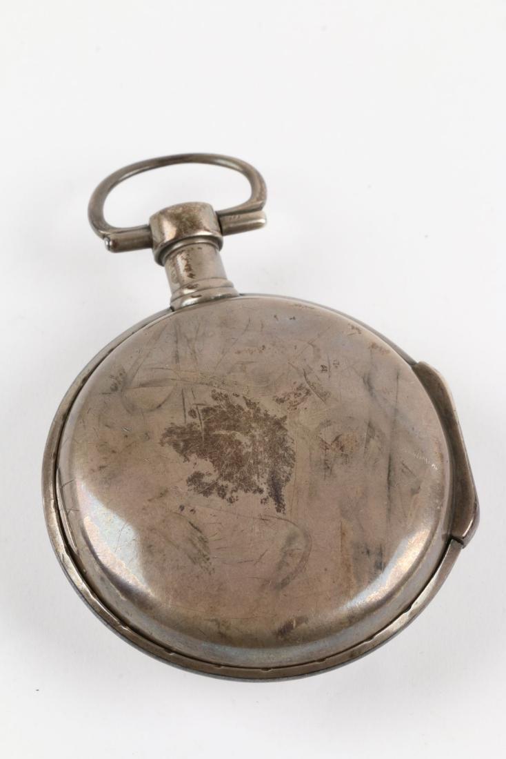 Henry Louis Ducommun, Fusee Pocket Watch - 3