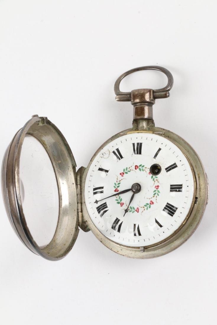 Henry Louis Ducommun, Fusee Pocket Watch - 4