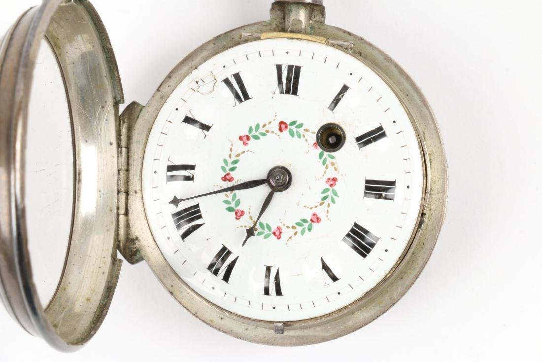 Henry Louis Ducommun, Fusee Pocket Watch - 5