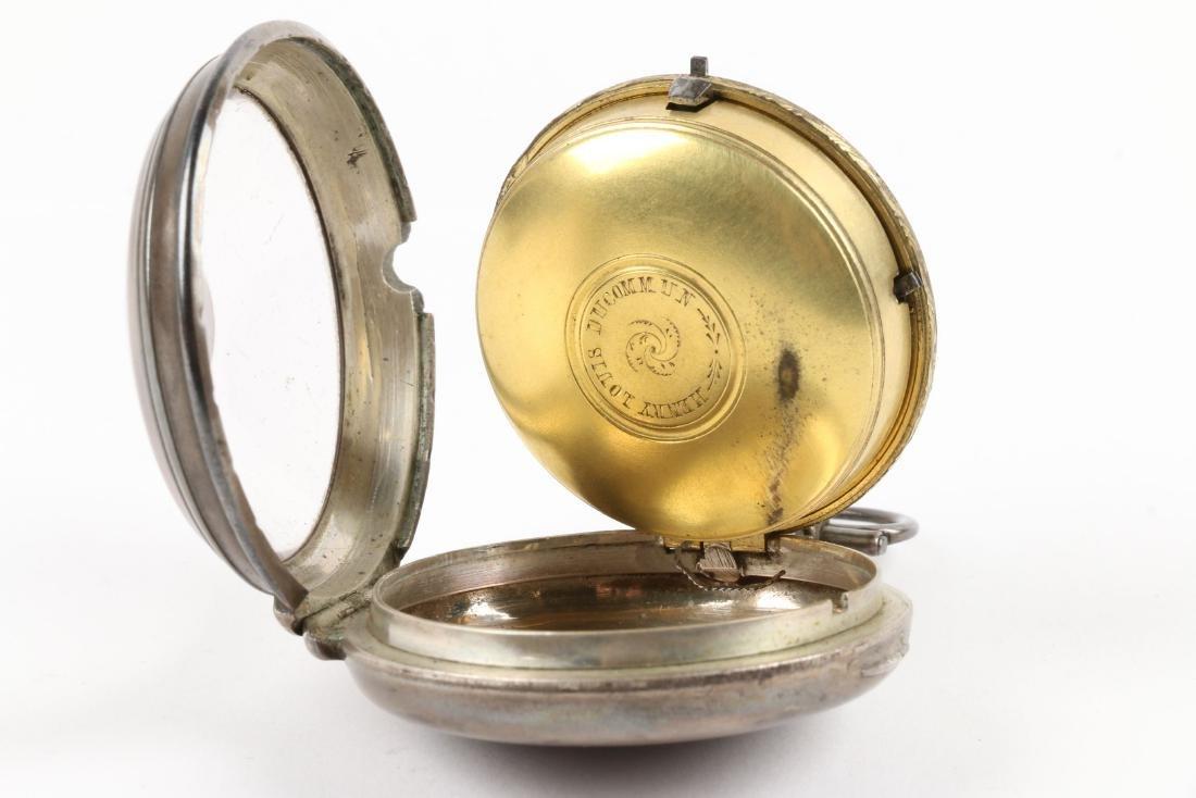 Henry Louis Ducommun, Fusee Pocket Watch - 6