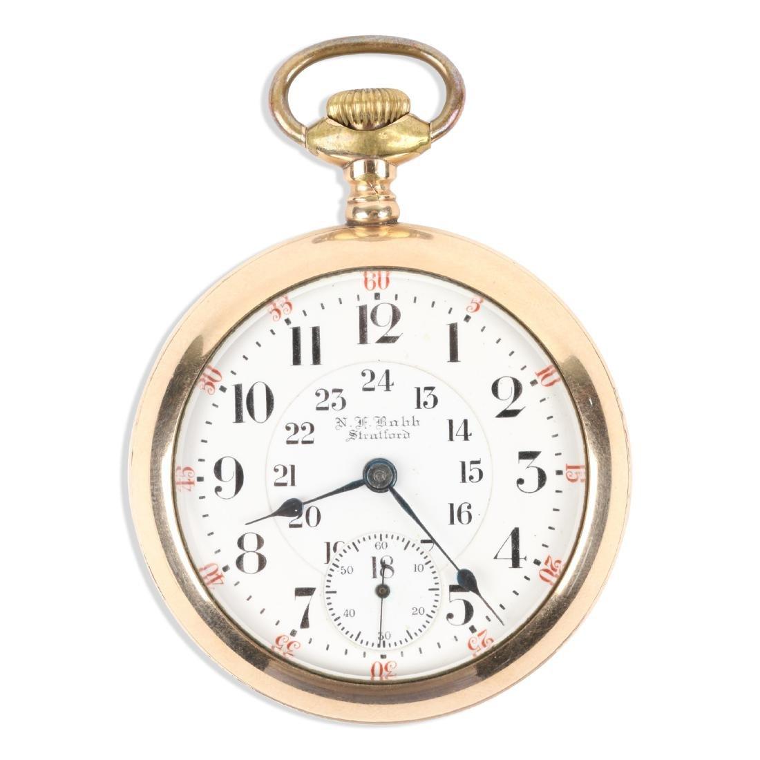 Elgin, 349 Grade Pocket Watch