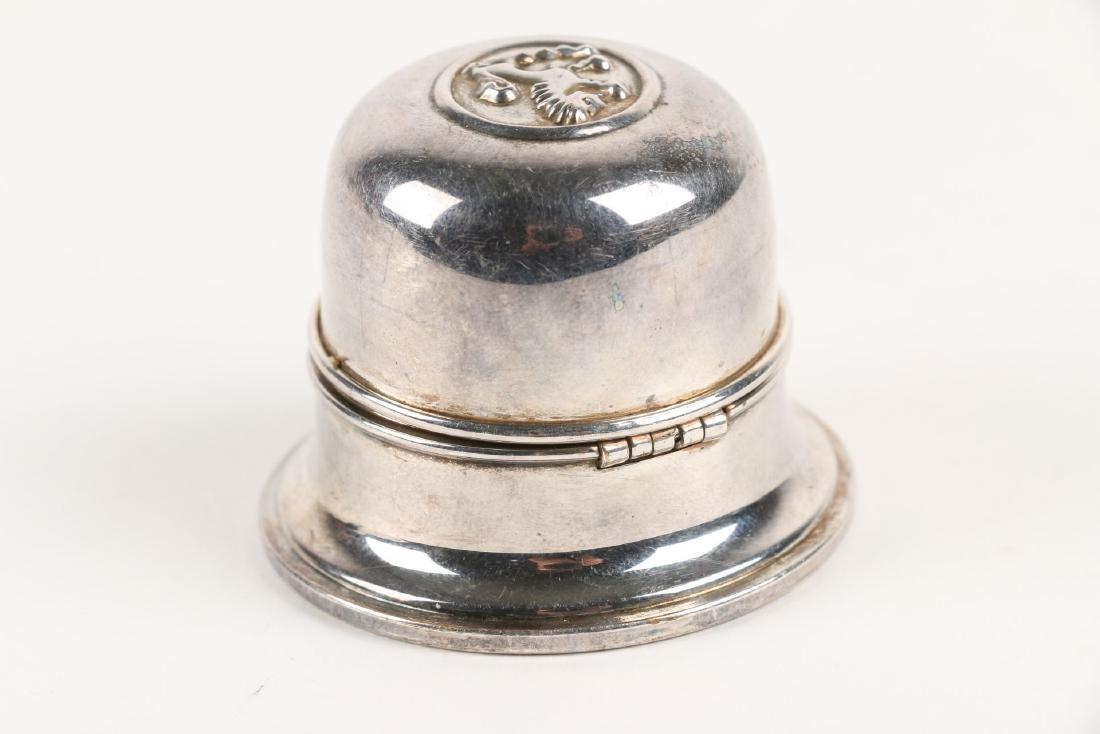 A Birks 14K Gold & Diamond Ring - 10