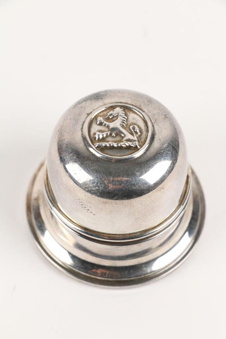 A Birks 14K Gold & Diamond Ring - 8