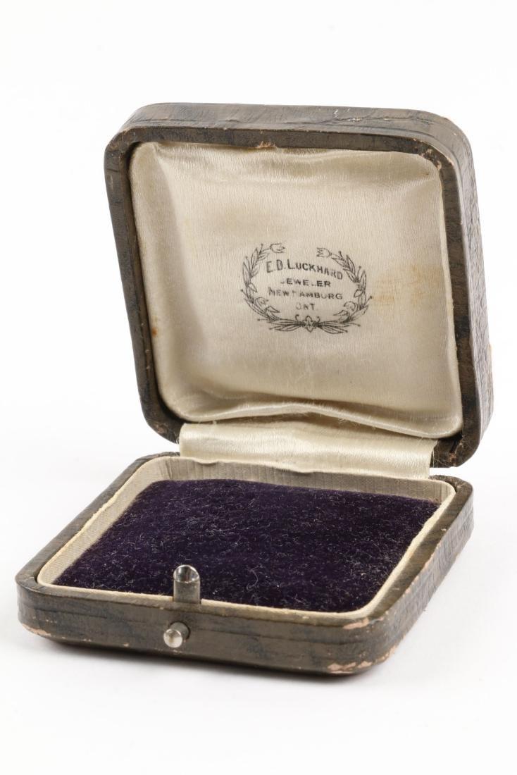 A Victorian 14K, Pearl & Sapphire Necklace, Pendant - 8