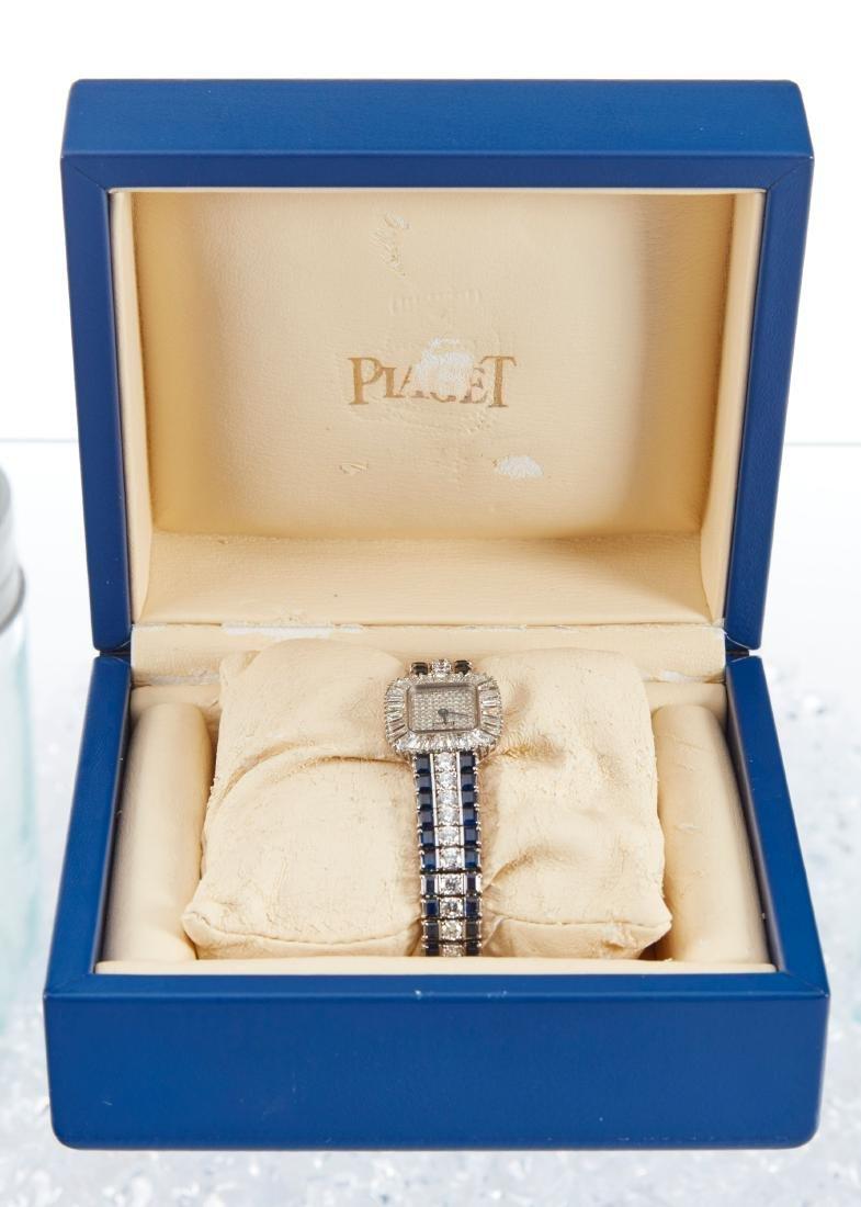 Piaget, 18K Diamond & Sapphire, Ref. 8480 H69 - 2