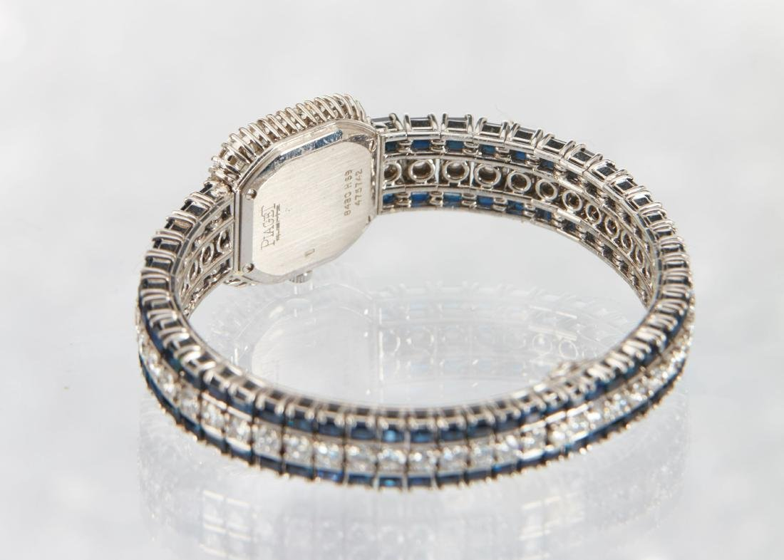 Piaget, 18K Diamond & Sapphire, Ref. 8480 H69 - 4