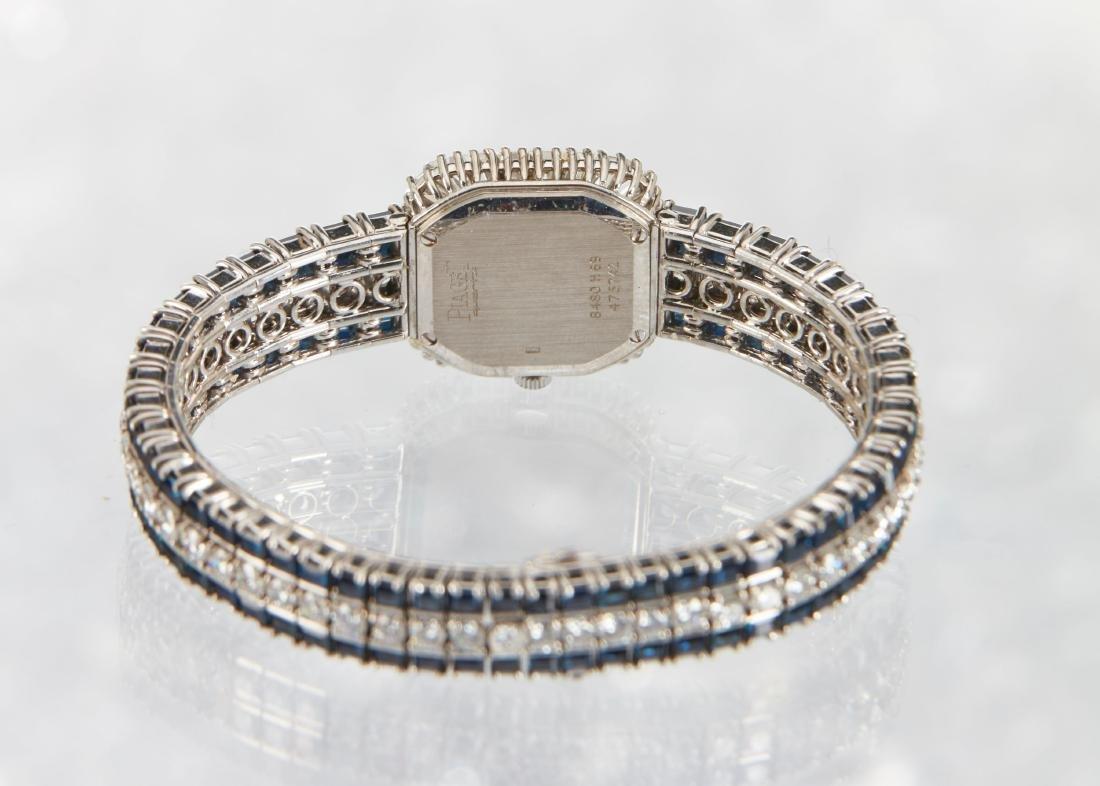 Piaget, 18K Diamond & Sapphire, Ref. 8480 H69 - 5
