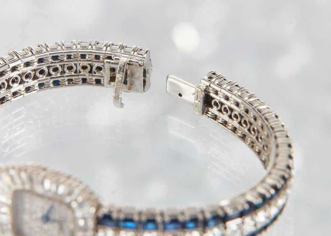 Piaget, 18K Diamond & Sapphire, Ref. 8480 H69 - 6