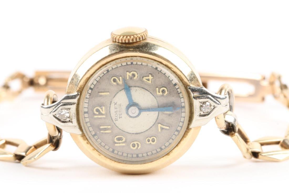 "Rolex , ""Tudor"" Lady's Cocktail Watch - 2"