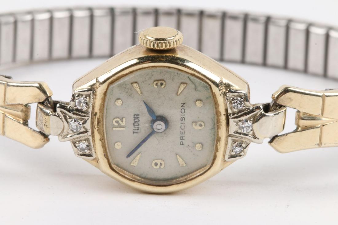 Rolex, Tudor Precision Cocktail Watch - 2