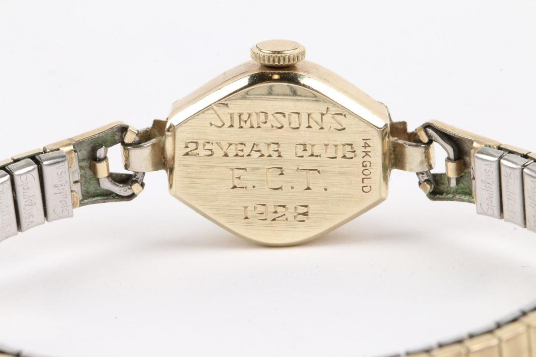 Rolex, Tudor Precision Cocktail Watch - 4