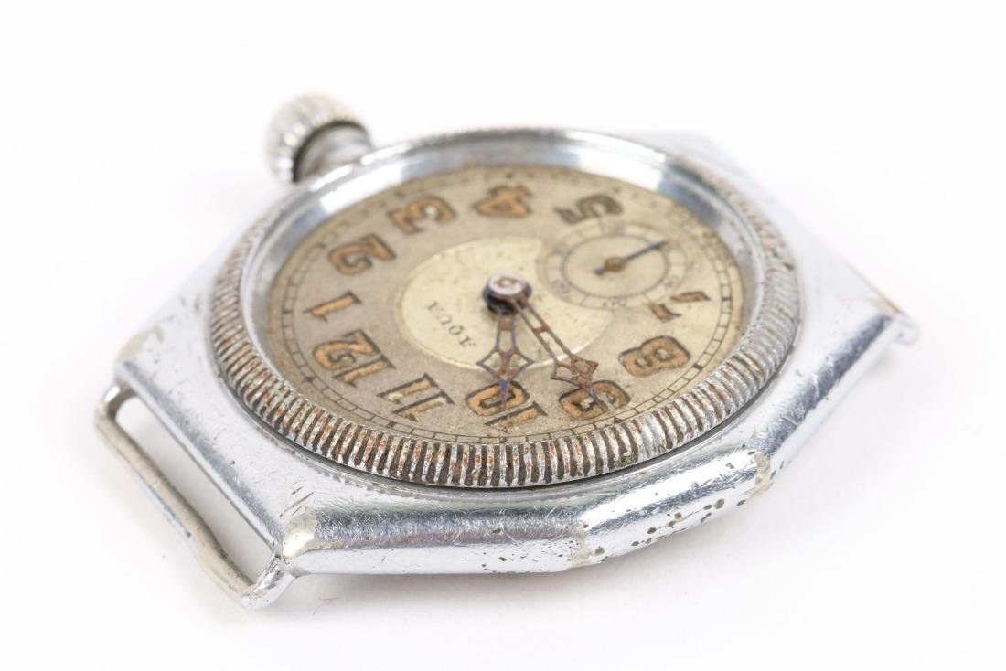 "Rolex Oyster, Early ""Aqua"" Patent - 3"