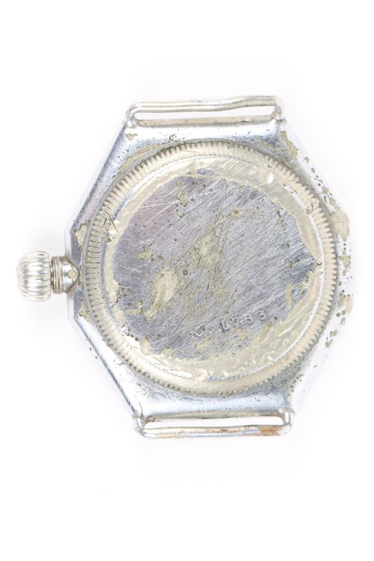 "Rolex Oyster, Early ""Aqua"" Patent - 4"