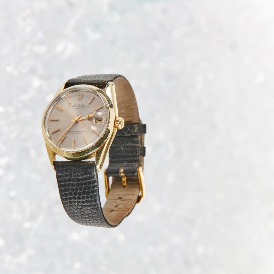 "Rolex Oyster, ""Date"", Ref. 1550 - 2"