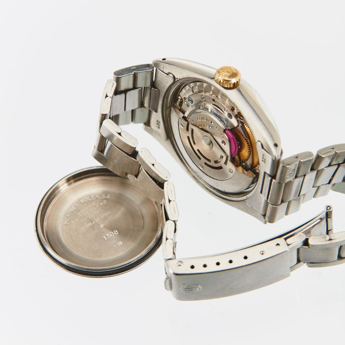 Rolex, Air King Date, Ref. 5701 - 3